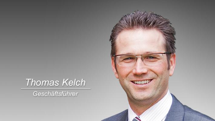 Portrait - Thomas Kelch